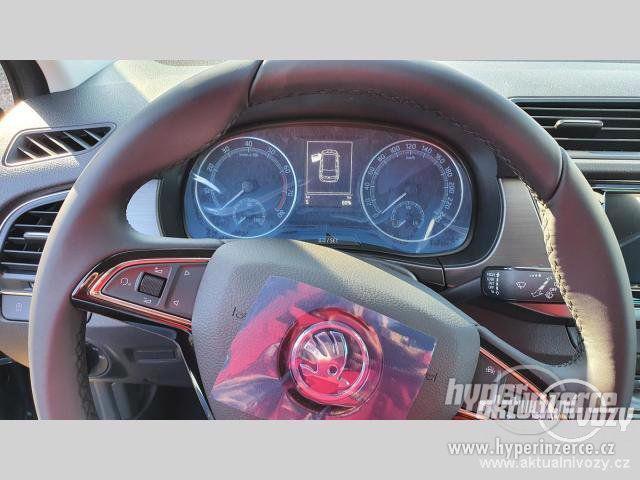 Nový vůz Škoda Fabia 1.0, benzín, RV 2020 - foto 9