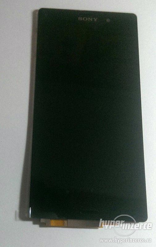 Sony lcd xperia Z, Z1,Z2,Z3 a compact - foto 1