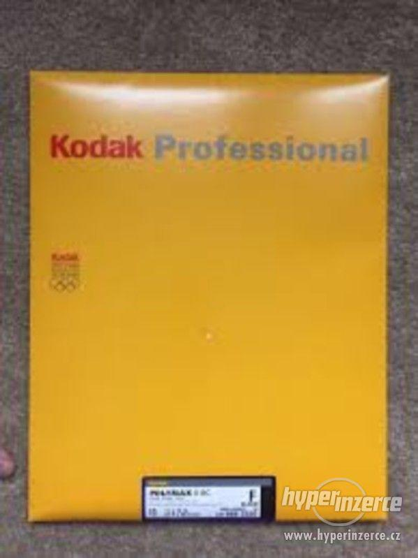 Fotopapíry Kodak-Polymax ČB-velké 50x60 po expiraci