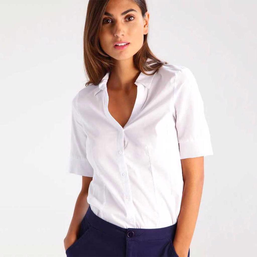 More&More - Dámská košile s krátkým rukávem  Velikost: 38 - foto 1