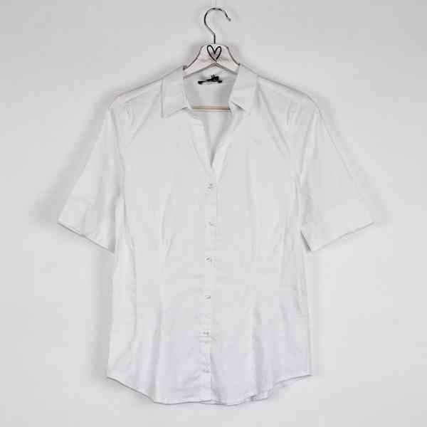 More&More - Dámská košile s krátkým rukávem  Velikost: 38 - foto 4