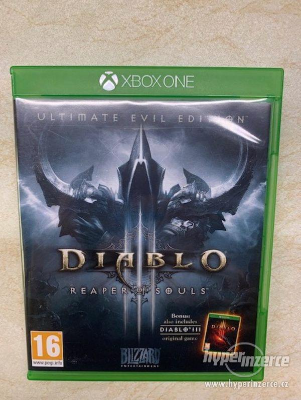 Xbox One / 360 originál hry (krabice) - foto 1