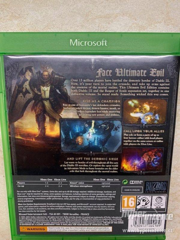 Xbox One / 360 originál hry (krabice) - foto 2