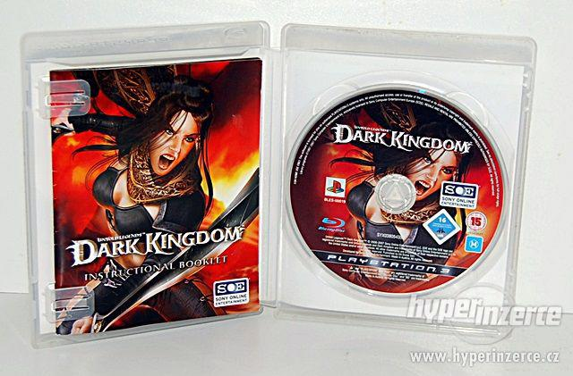 Hra Ps3 DARK KINGDOM - foto 3