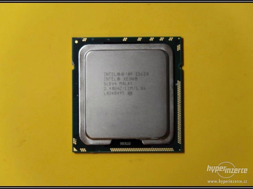 Intel Xeon Processor E5620, 2.40 GHz, SLBV4 - foto 1