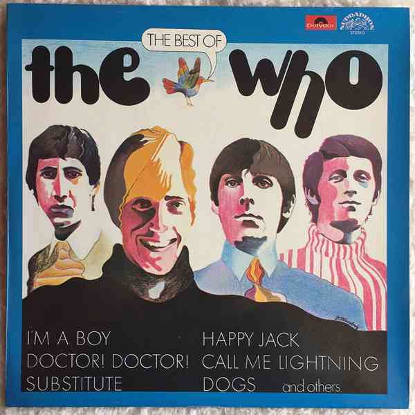 The Who - The Best Of The Who - 1985  - foto 1