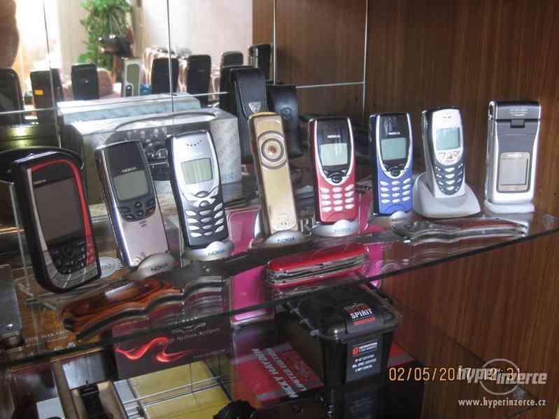Nokia - funkční mobilní telefony od 50,-Kč