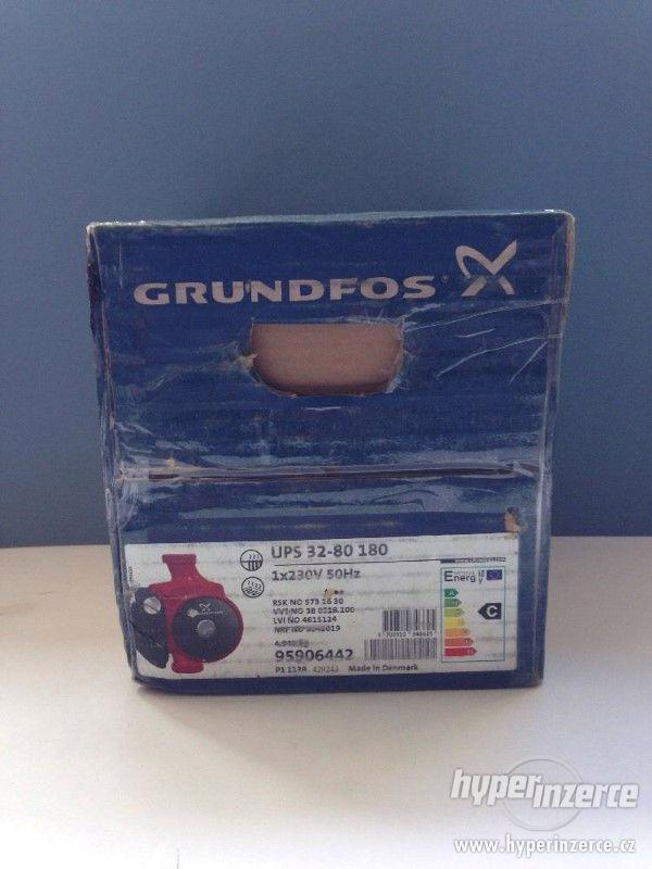 Grundfos UPS 32-80-180, 230  V