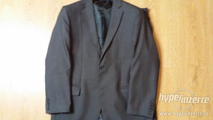 Pánský oblek, vel 52