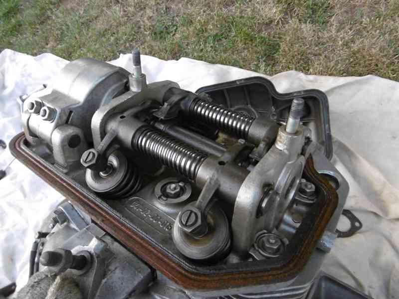 motor NSU 600 rok 1957 - foto 5