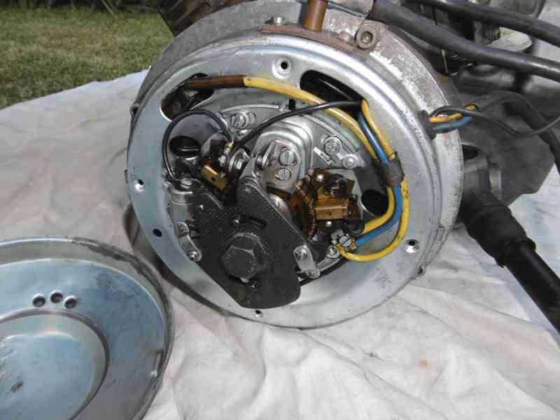 motor NSU 600 rok 1957 - foto 3