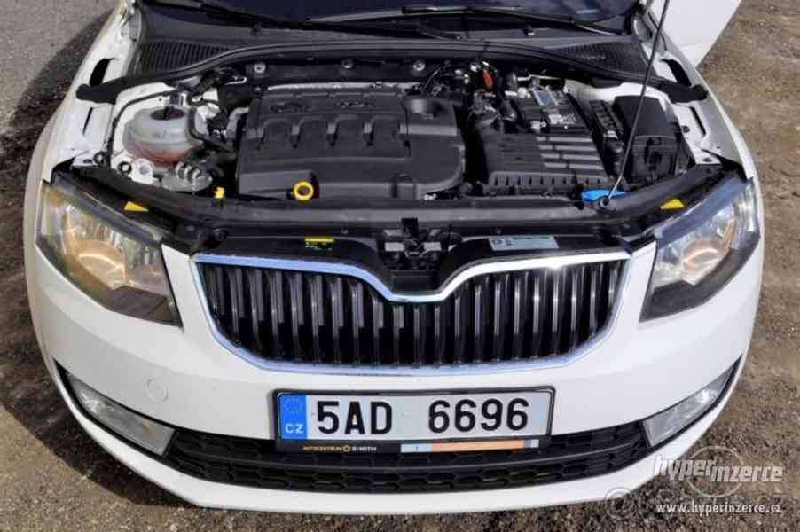 Škoda Octavia III. 1,6TDI 81kW - foto 4