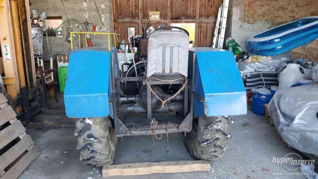 Traktor s mororem SLAVIA - foto 3