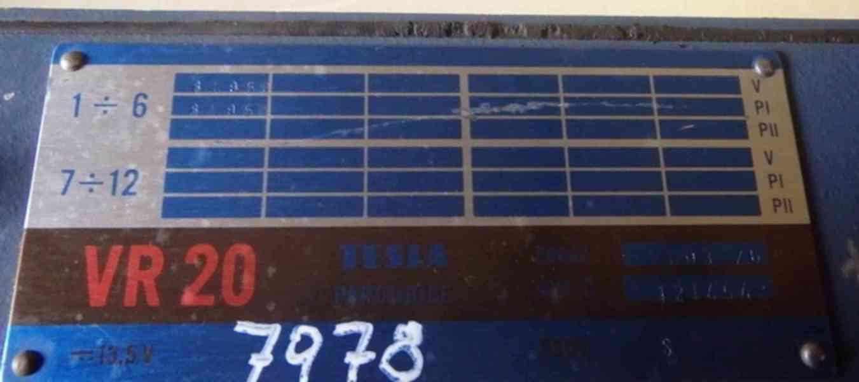 Radiostanice VR 20 (7192.) - foto 3