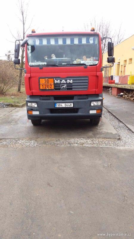 MAN TGM 18.240 4X2 BL ADR pro pohonné hmoty - foto 3