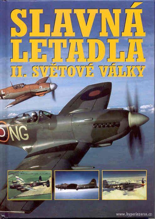 Slavná letadla II.světové války