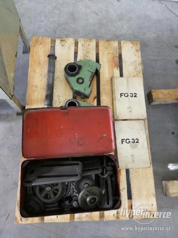Frézky - univerzální FA3 AU - foto 3