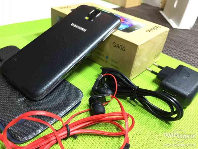 """Luxusní Gaxlay S5 5"""" G900H+ 13mpix FOTO - foto 4"""