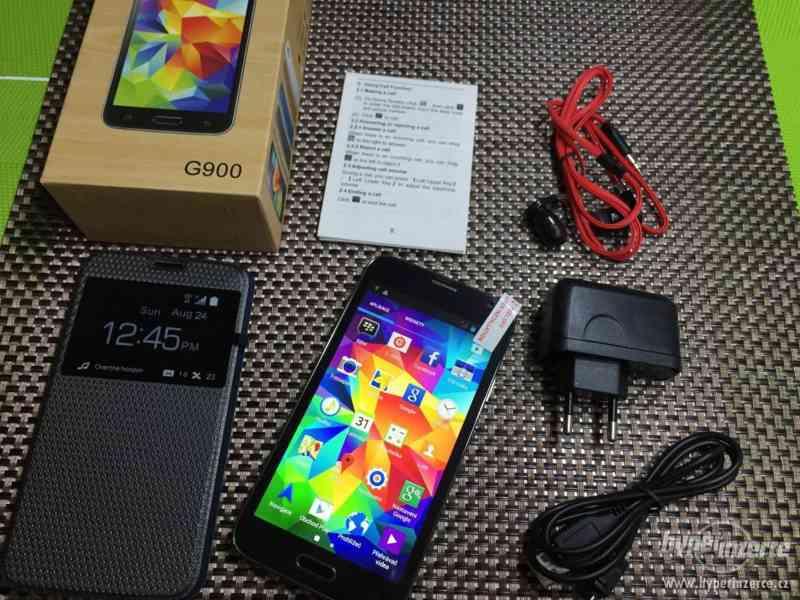 """Luxusní Gaxlay S5 5"""" G900H+ 13mpix FOTO - foto 14"""