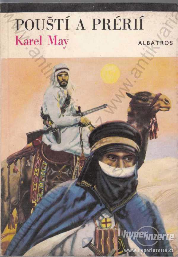 Pouští a prérií Karel May 1987