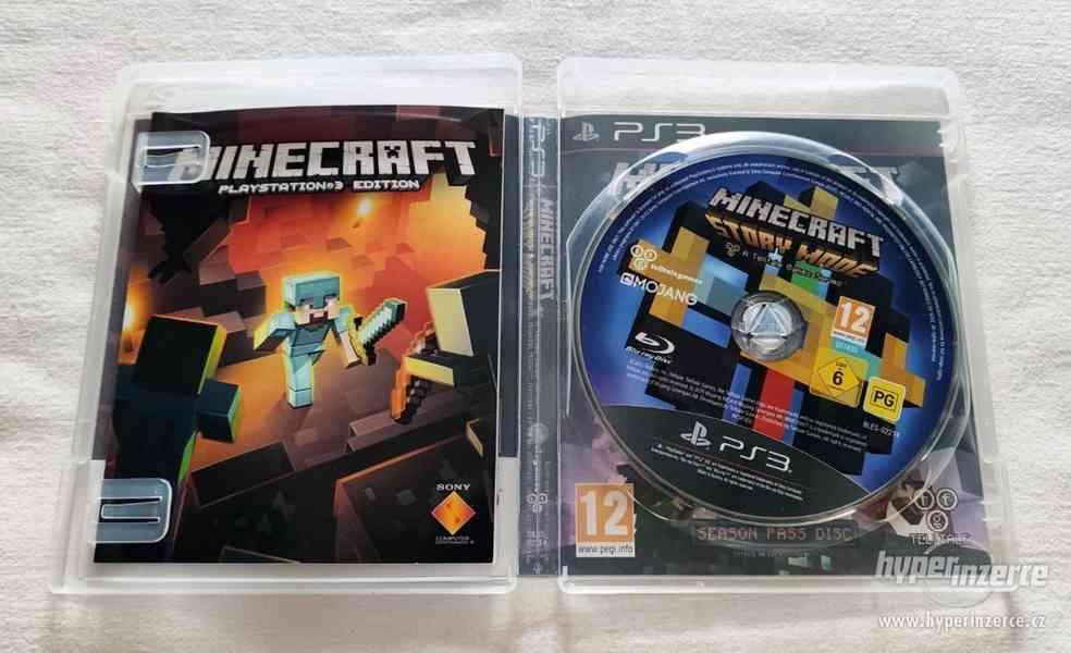 PS3 - Minecraft Story Mode - foto 2