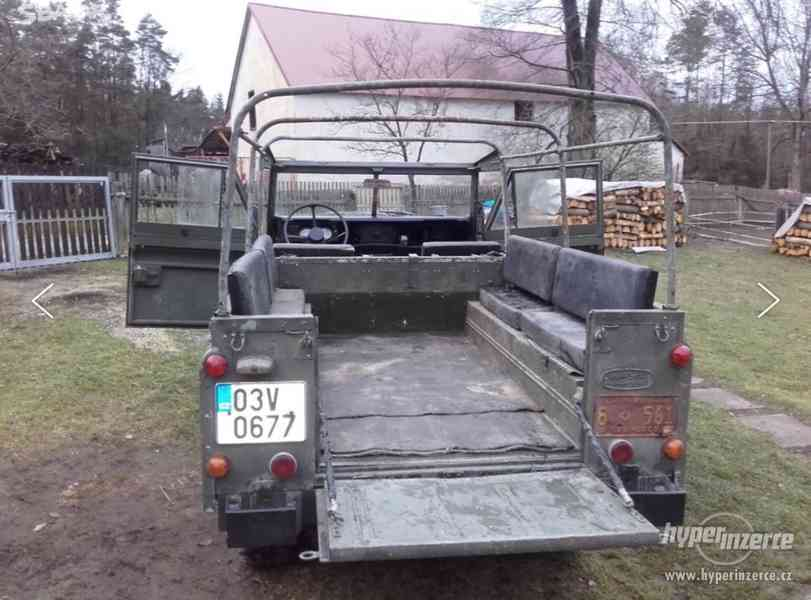 Land-Rover 109 series3 - foto 5