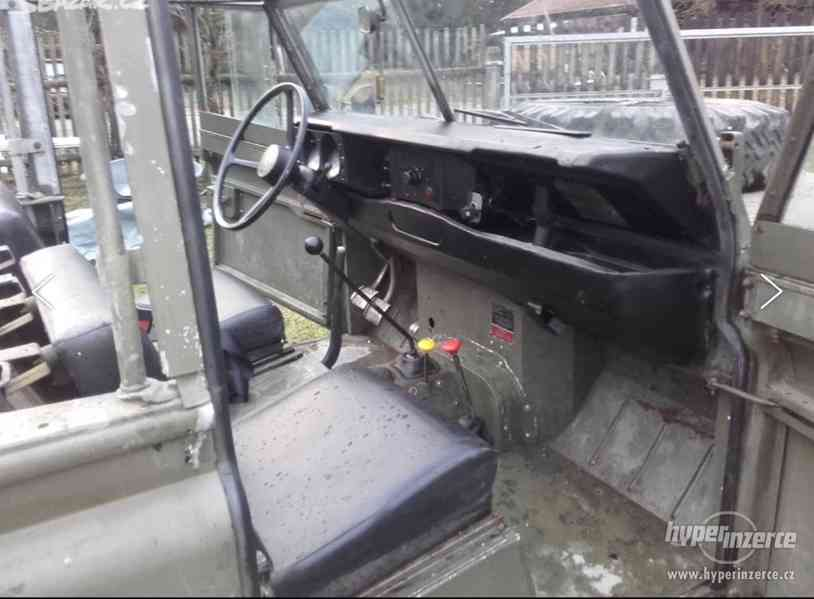 Land-Rover 109 series3 - foto 6