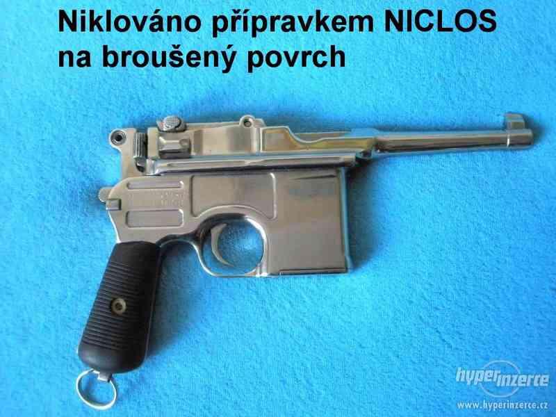 Přípravek na černění zbraní a jiné přípravky. - foto 23