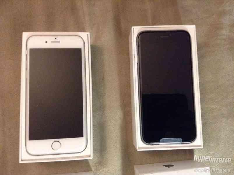 iPhone 6s 64GB nový zapečetěné odemčený - foto 3