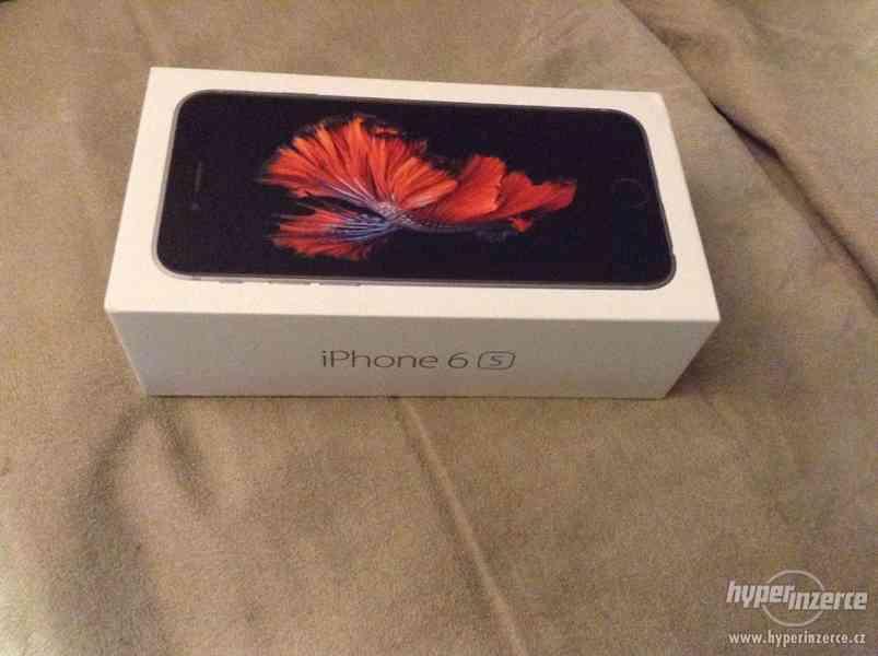 iPhone 6s 64GB nový zapečetěné odemčený - foto 4