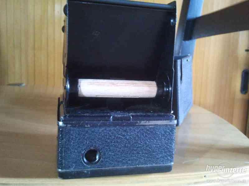 Starý fotoaparát Zeiss Ikon Film - foto 4