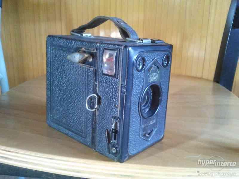 Starý fotoaparát Zeiss Ikon Film - foto 5