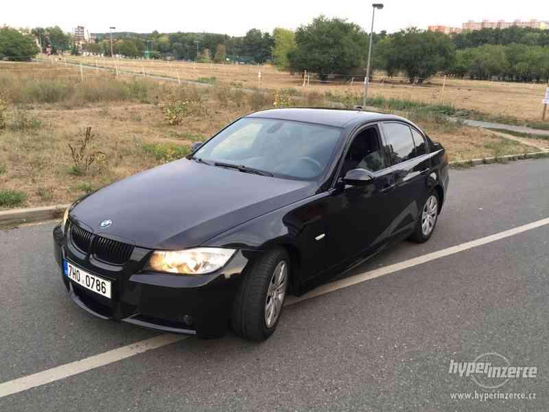 BMW e90 320d    original M-paket