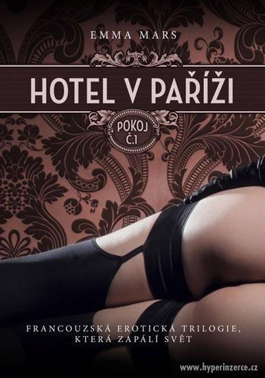 Hotel v Paříži