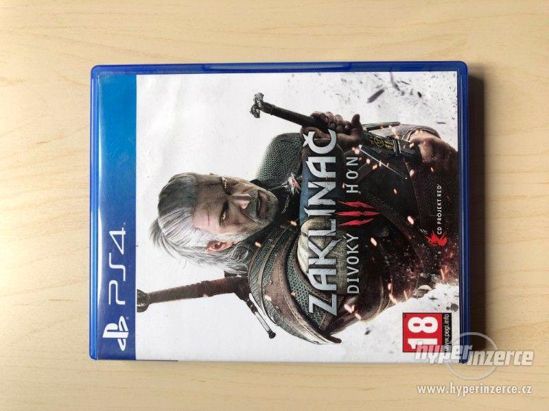 Zaklínač 3 PS4