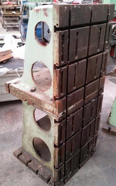 Upínací úhelník - PÁR 1320x570x570 - PÁR - 2 KUSY (14205.)