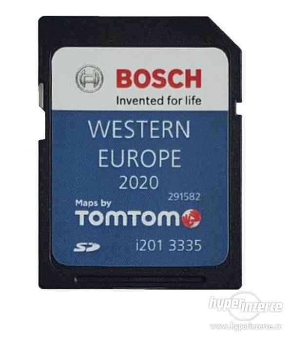 Mapy SD karta RNS310 Amundsen East-West Europe 2020 V12 32GB