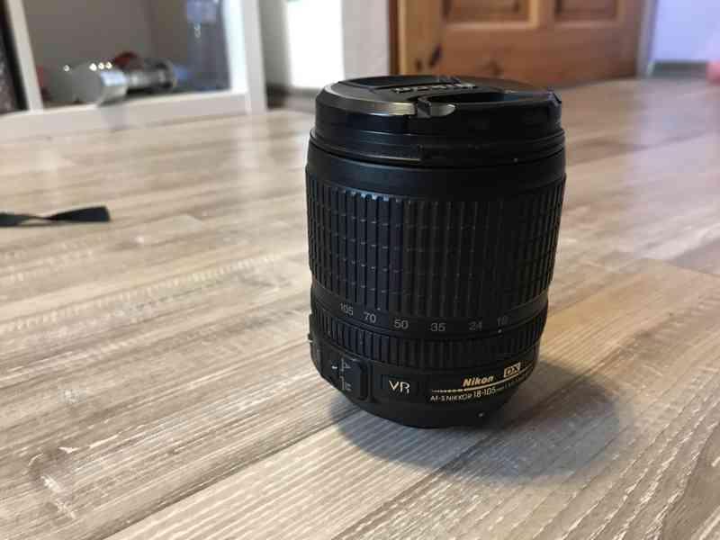 Nikon D3300 + Nikkor 18-105mm f/3.5-5.6G ED VR - foto 5