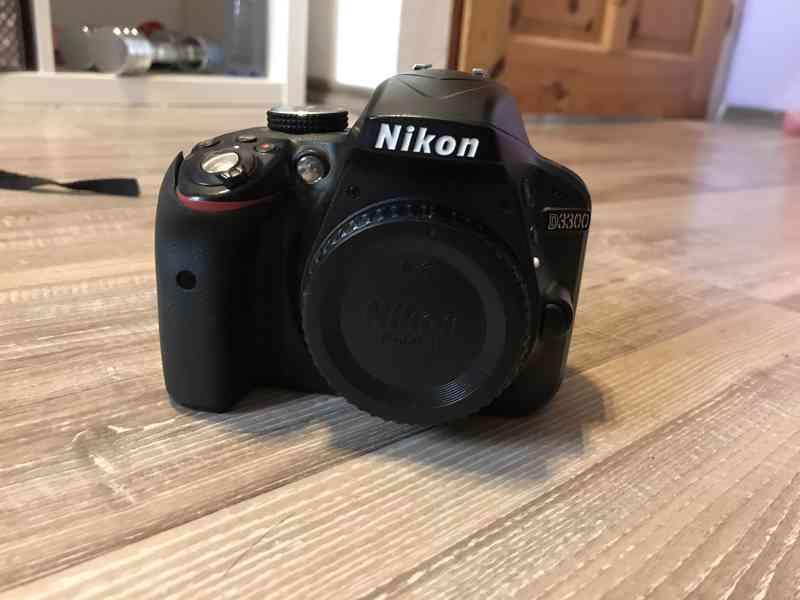 Nikon D3300 + Nikkor 18-105mm f/3.5-5.6G ED VR - foto 3
