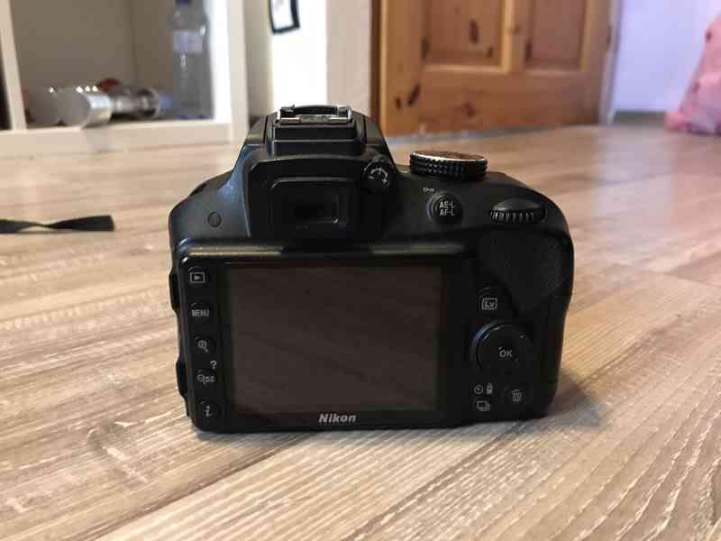 Nikon D3300 + Nikkor 18-105mm f/3.5-5.6G ED VR - foto 4
