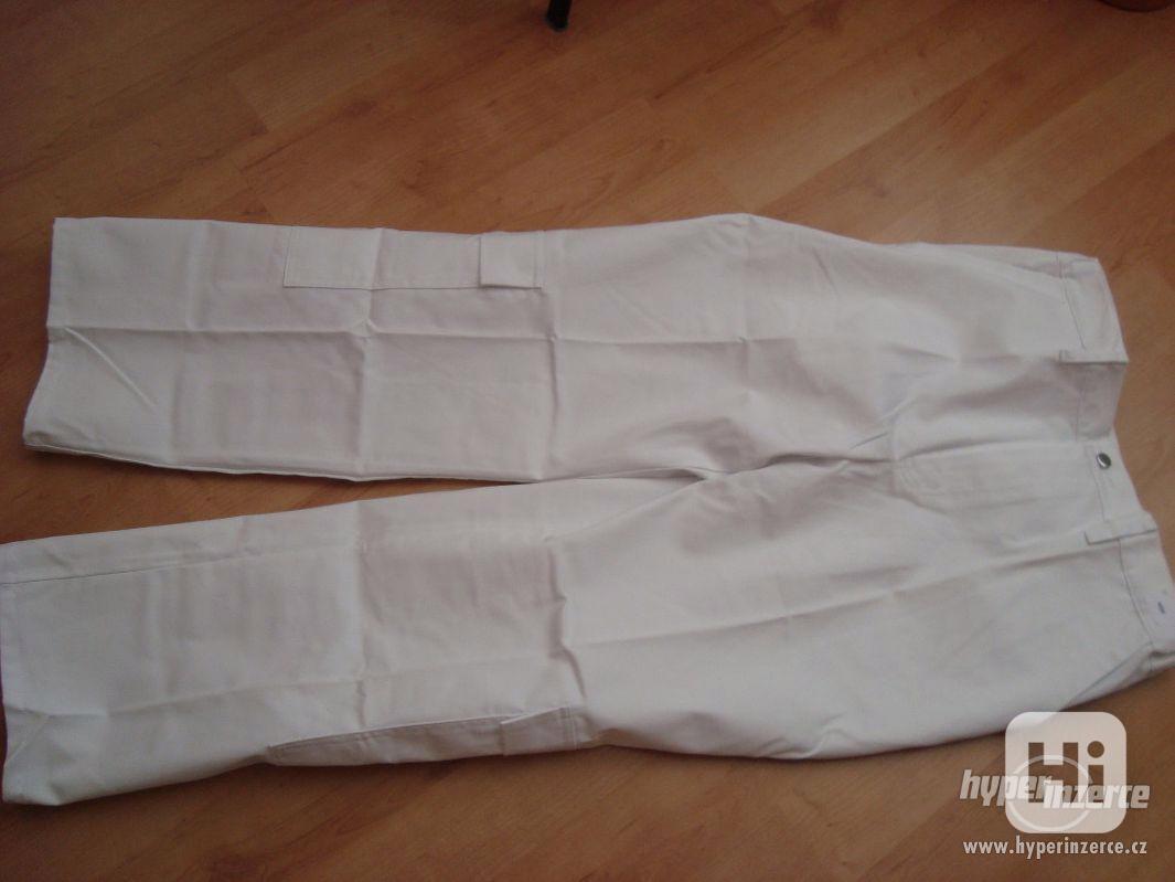 Pracovni Kalhoty  nové pas  100 - foto 1