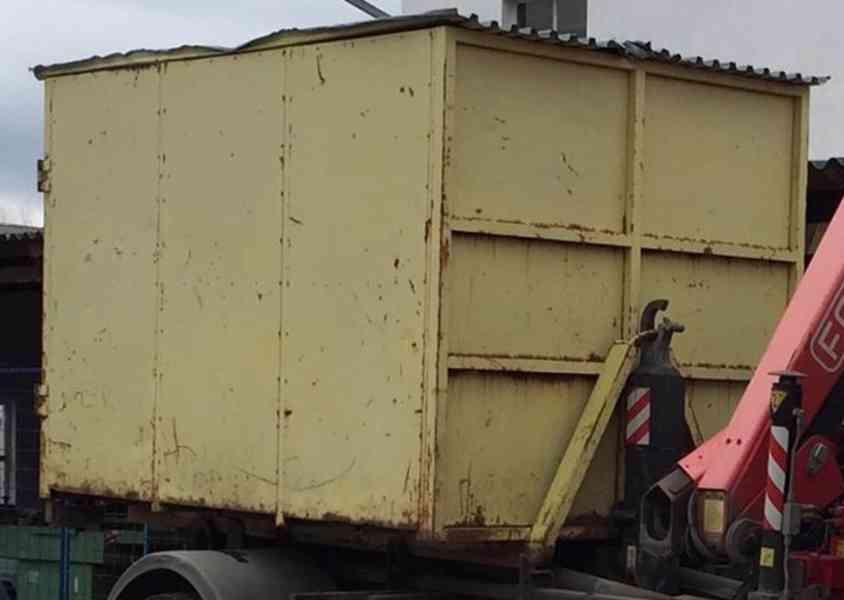 Kontejnerový sklad, buňka, obytný kontejner Avia