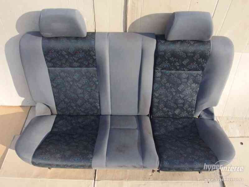 Sada sedaček Škoda Felicia - foto 4