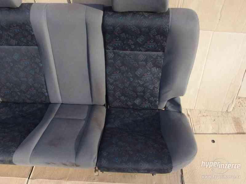 Sada sedaček Škoda Felicia - foto 6