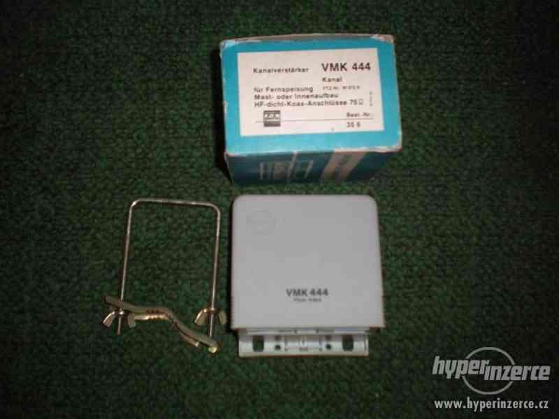Anténní kanálový zesilovač VMK 444