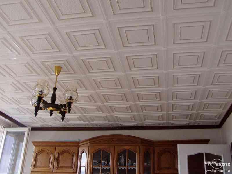 podhledy, panely na jakýkoliv strop