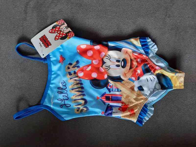 Plavky Disney Minnie