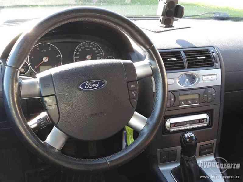 Ford Mondeo 2,0 TDCi (115 k) - foto 7