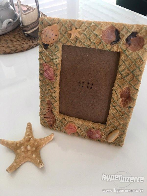 Foto rámeček s hvězdicí