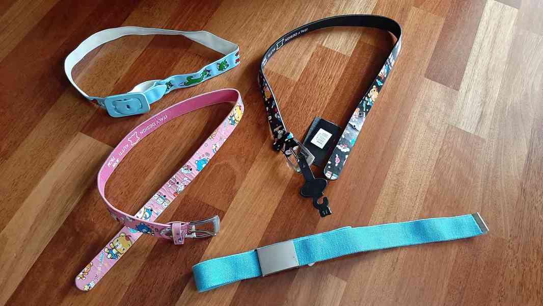 Pásek nový nebo nošený